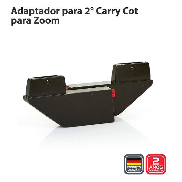 Adaptador 2º Carry Cot para carrinho Zoom - ABC Design