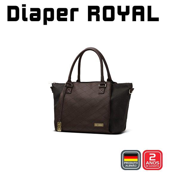 Bolsa Diaper Bag Royal - Champagne - ABC Design