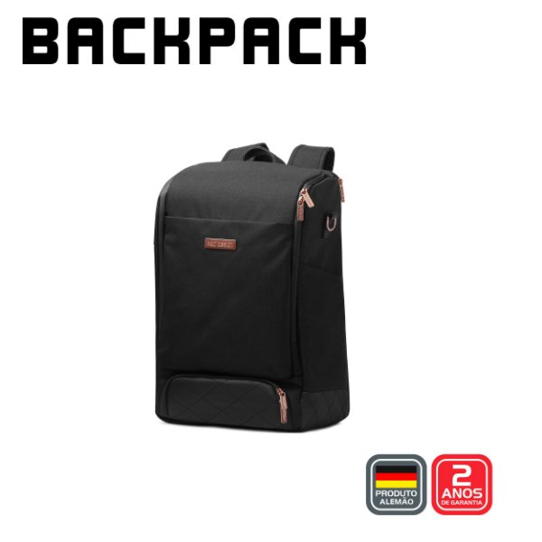 Mochila Backpack tour - Rose Gold - ABC Design