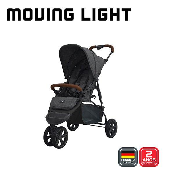 Carrinho Moving Light Woven - ABC Design