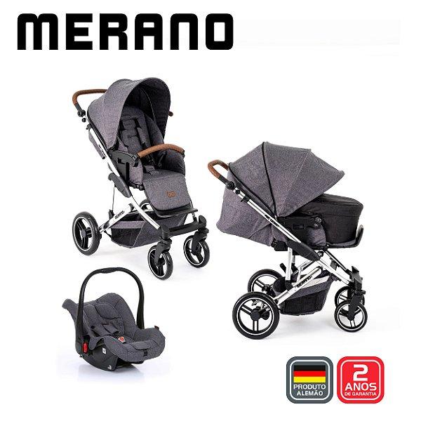 Carrinho Merano 4 TRIO Asphalt Diamond - ABC Design