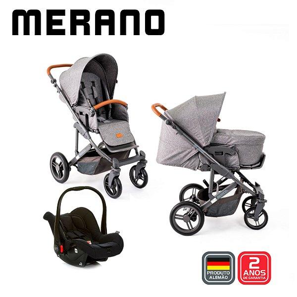 Carrinho Merano 4 TRIO Woven  - ABC Design