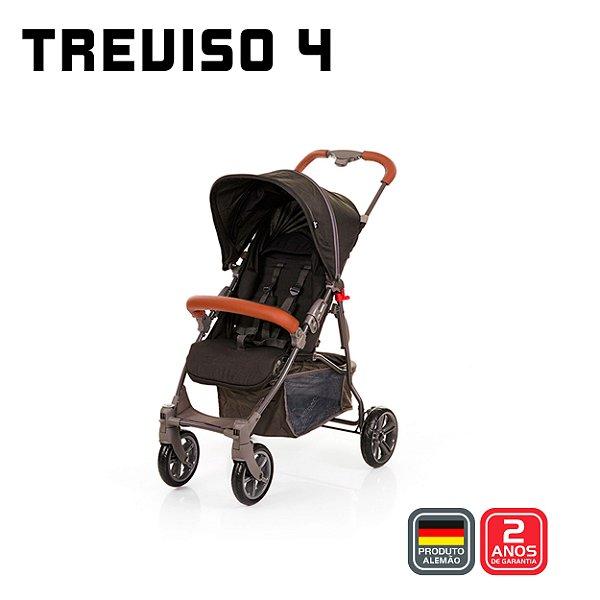 Carrinho TREVISO4 Woven Black - ABC Design