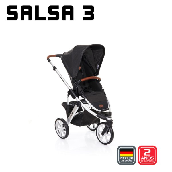 Carrinho Salsa 03 Piano - ABC Design