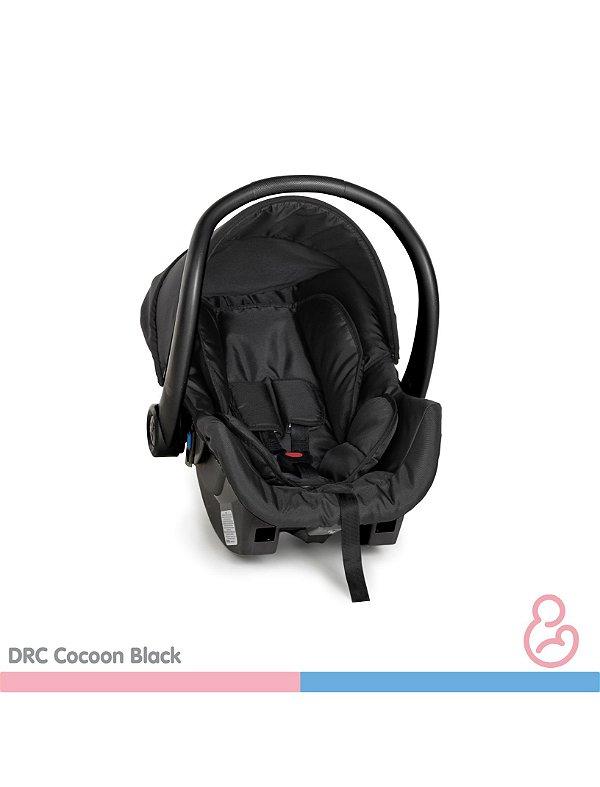 Bebê conforto Cocoon Black - Galzerano