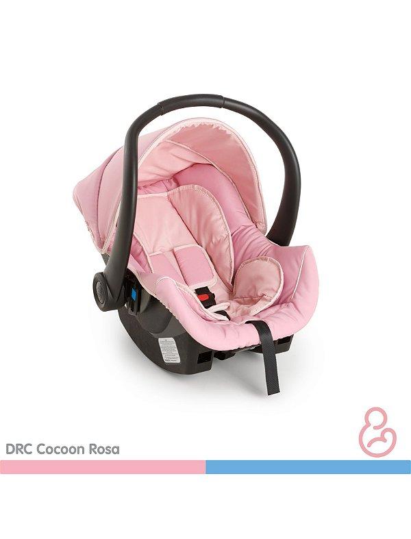 Bebê conforto Cocoon Rosa - Galzerano