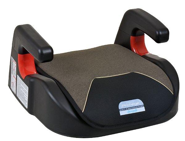 Assento para cadeira Protege Mesclado Bege- Burigotto