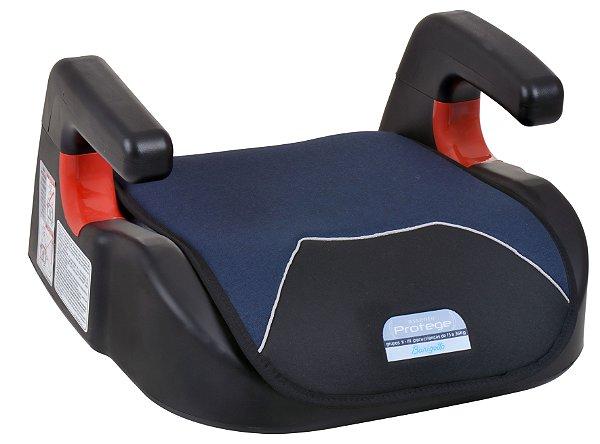 Assento para cadeira Protege Mesclado Azul - Burigotto