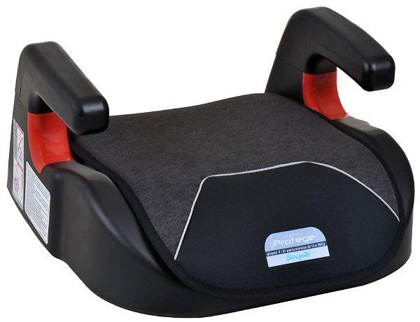 Assento para cadeira Protege Mesclado Preto - Burigotto