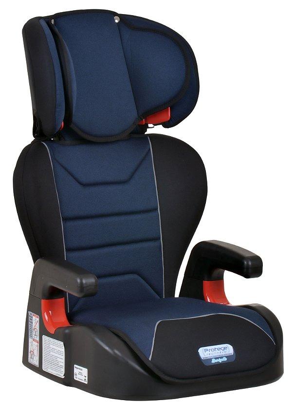 Cadeira Protege Reclinável Mesclado Azul - Burigotto