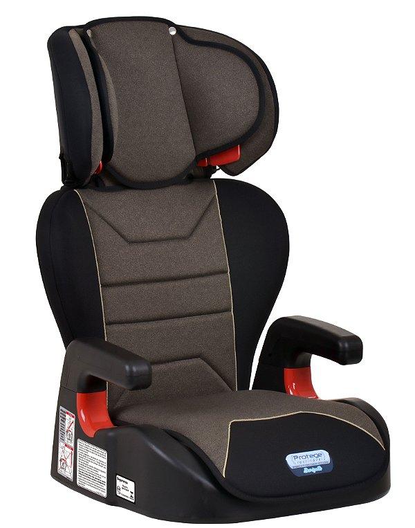 Cadeira Protege Reclinável Mesclado Bege - Burigotto