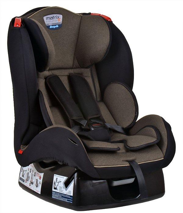 Cadeira de auto Matrix Evolution K Mesclado Bege - Burigotto