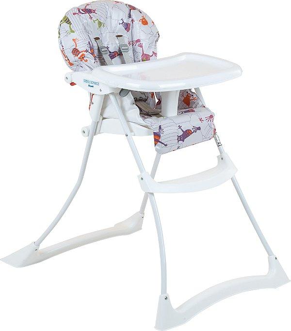 Cadeira de Refeição Papa e Soneca Monstrinhos - Burigotto