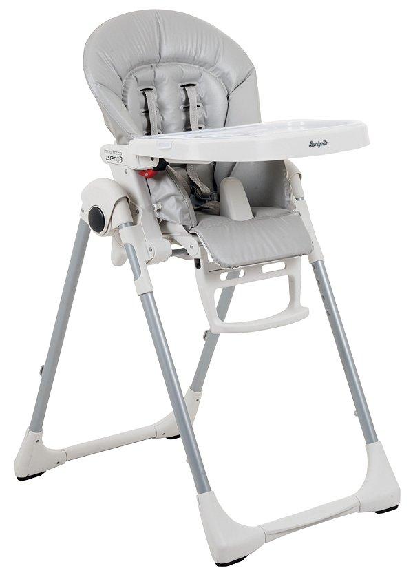 Cadeira de refeição Prima Pappa Zero 3 Ice - Burigotto