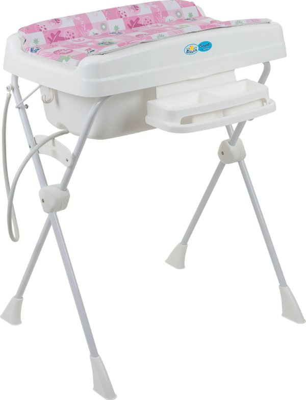 Banheira Millenia Peixinho Rosa - Burigotto