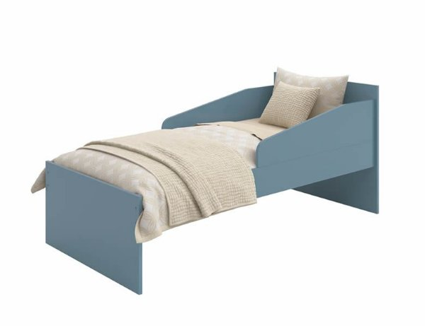 Mini cama Juju Azul - Reller
