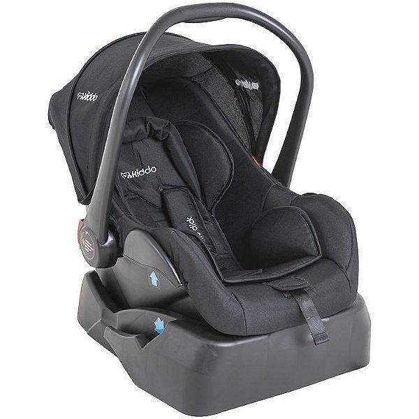 Bebê conforto Casulo Click 415 Q Preto - Kiddo
