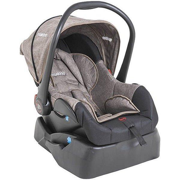 Bebê Conforto Casulo Click 415 C - Melange Capuccino - Kiddo