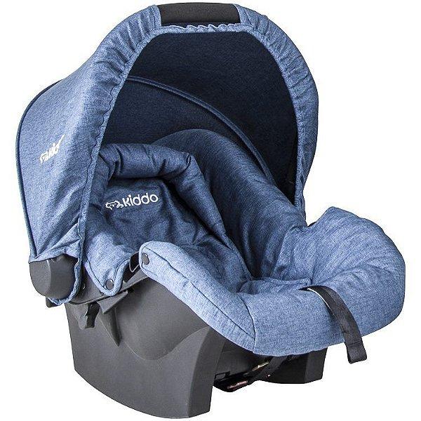 Bebê Conforto Nest 412 Melange azul - Kiddo