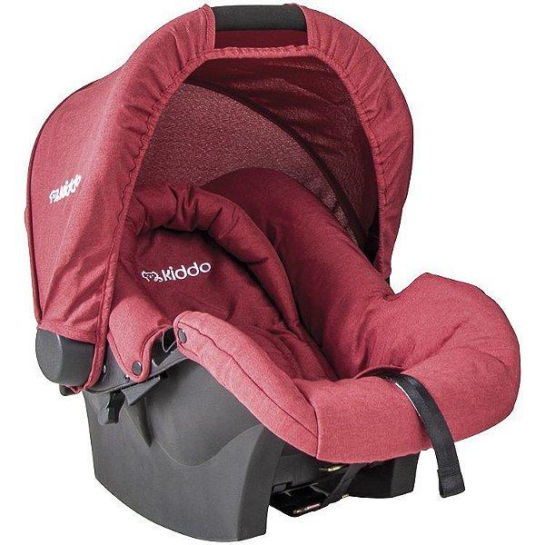 Bebê Conforto Nest 412 Melange Vermelho - Kiddo