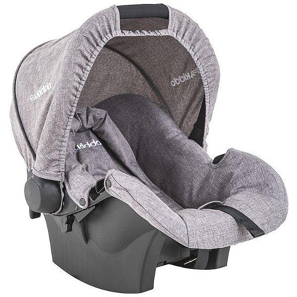 Bebê Conforto Nest 412 Melange Grafite - Kiddo