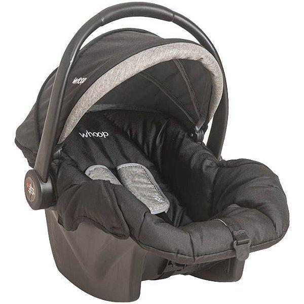 Bebê Conforto Pod 419 S Preto/Cinza - Kiddo