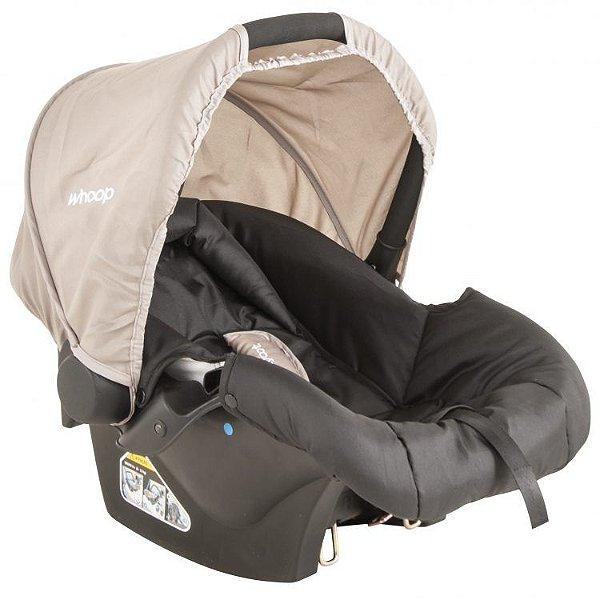 Bebê Conforto CozyCot Click 416 T Preto/Capuccino - Kiddo
