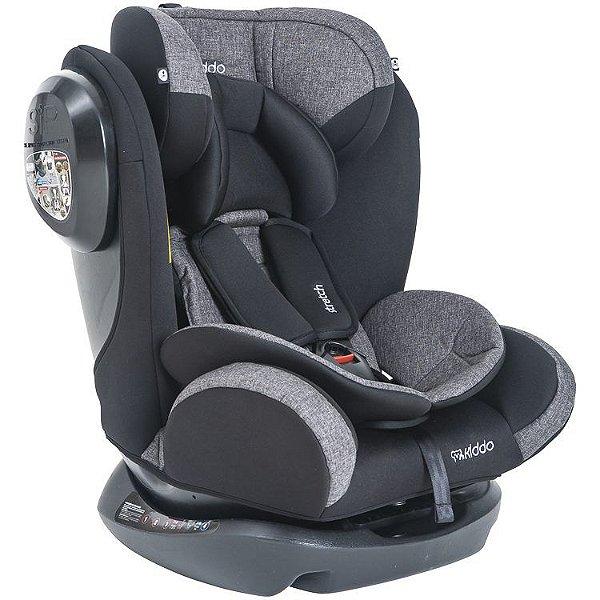 Cadeira para Auto Stretch Melange Preto - Kiddo