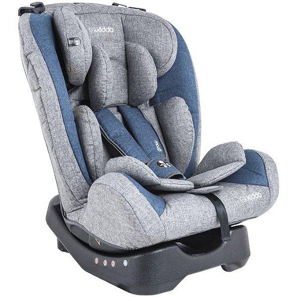 Cadeira para Auto Grow Azul/Cinza - Kiddo