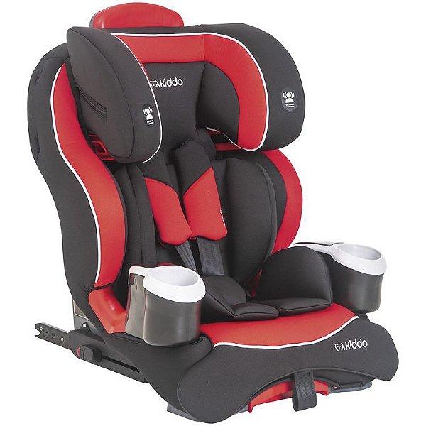 Cadeira para Auto Modi Preto/Vermelho - Kiddo