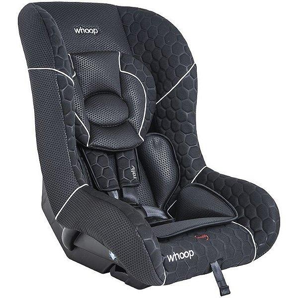 Cadeira para Auto Rally Preto - Kiddo