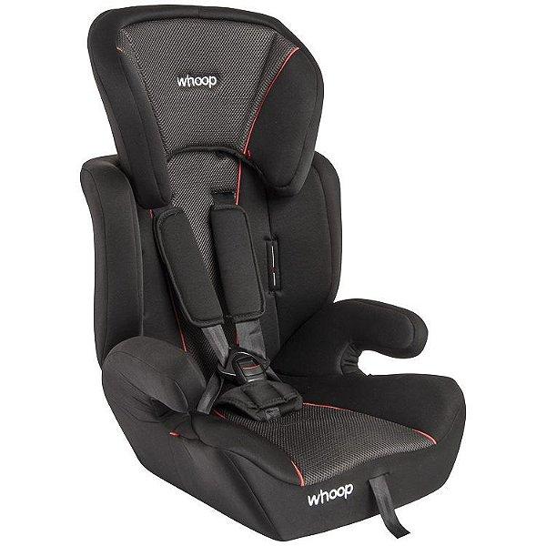 Cadeira para Auto Quest Preto/Cinza - Kiddo
