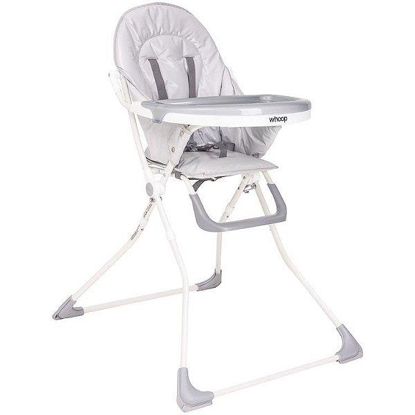 Cadeira de Alimentação Vectra Plus Cinza - Kiddo