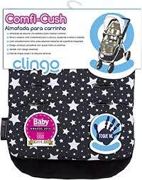 Almofada para carrinho Comfi-Cush Star  - Clingo