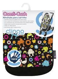 Almofada para carrinho Comfi-Cush Robot  - Clingo