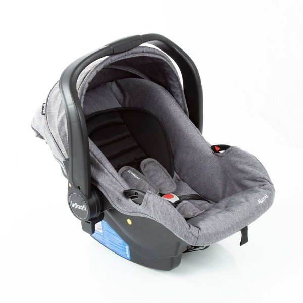 Bebê Conforto Narni com base Grey Classic - Infanti