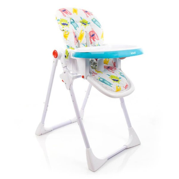 Cadeira de refeição Apettito Monsters - Infanti