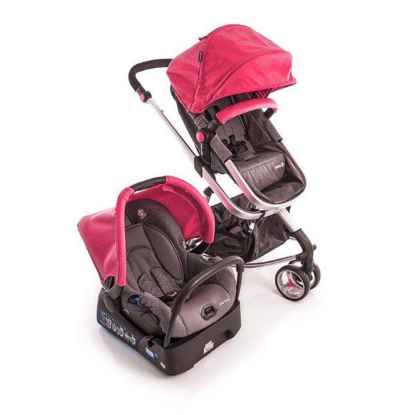 Travel System Mobi Pink Joy - Safety 1st