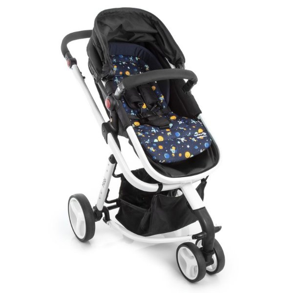 Almofada Safe Comfort Blue Space - Safety 1st