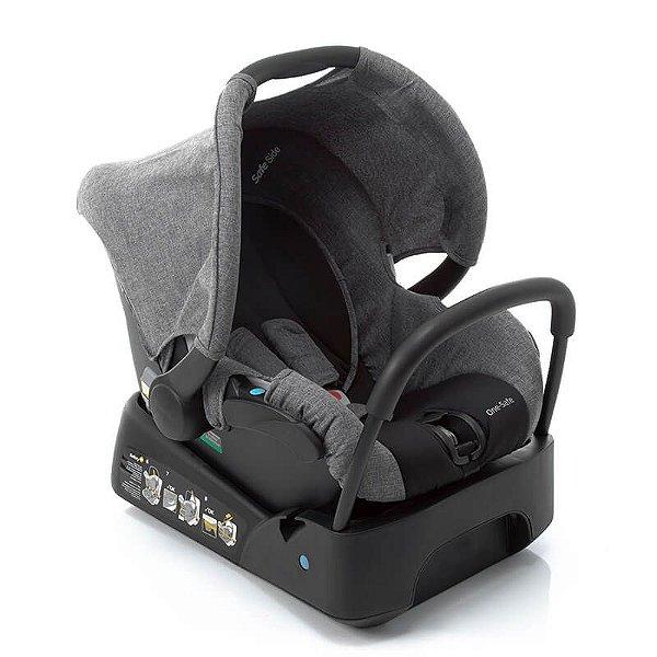Bebê Conforto One Safe Grey Denim - Safety 1st