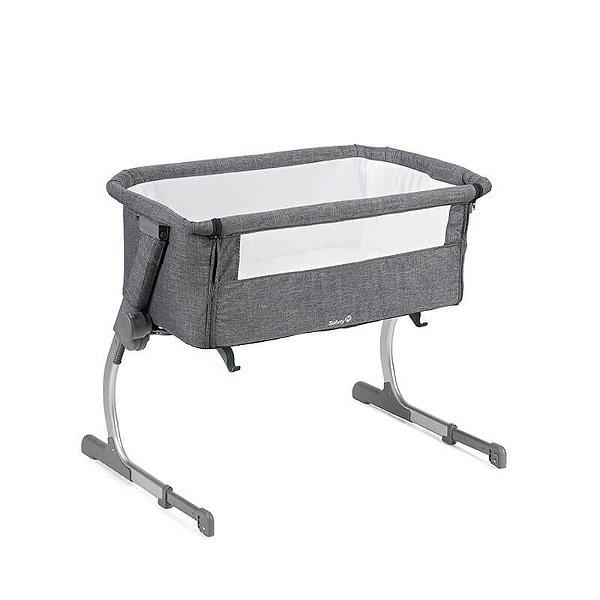 Berço Co-Bed Side by Side Gray - Safety 1st