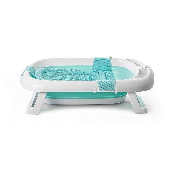 Banheira Comfy and Safe Aqua Green - Safety 1st