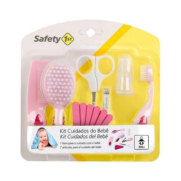 Kit Cuidados do bebê Pink - Safety 1st