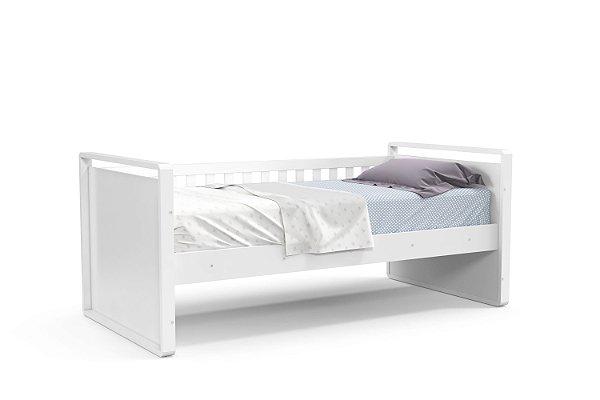 cama baba tutto new branco soft -matic