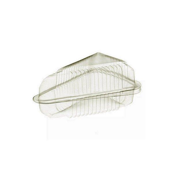KIT - Embalagem Blister Fatia de Bolo - Praticpack - Caixa c/ 200 unid.