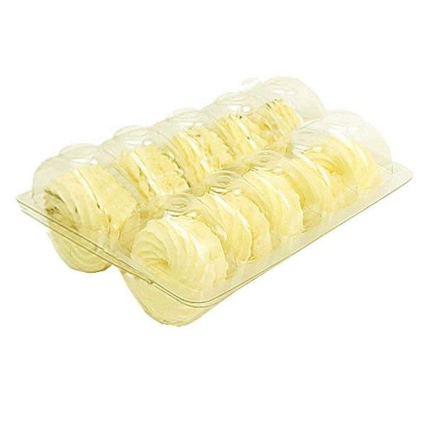 Blister Macarons - 10 Cavidades - Praticpack - Pacote c/ 10 unidades