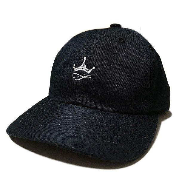 Boné La Coroa |Dad Hat Preto | La Coroa