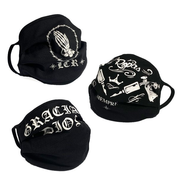 Máscaras pack 10 unidades   La Coroa