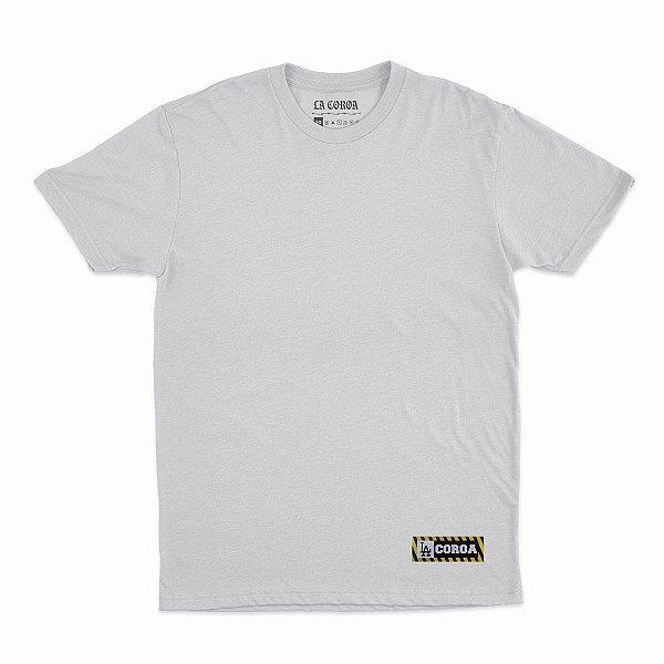 Camiseta Lisa | La Coroa  |Branca