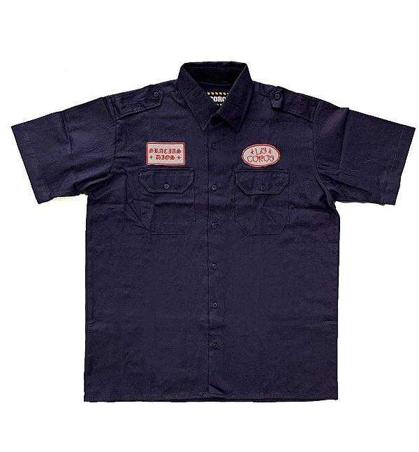Camisa Work Shirt | La Coroa  | Marinho